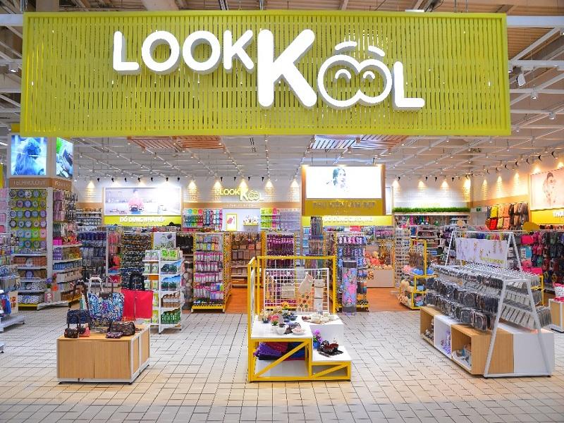 Bảng hiệu tại Quận 1 giá rẻ Look Kool