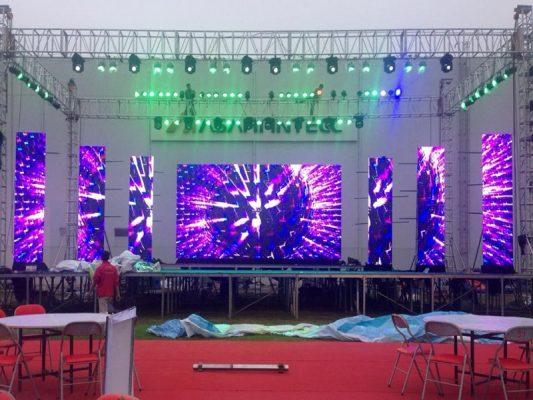 Màn hình LED hội trường