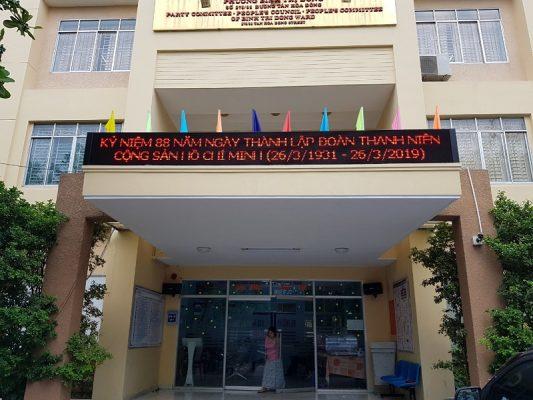Tiêu chí để chọn địa chỉ lắp đặt màn hình LED tại Quận Bình Tân.