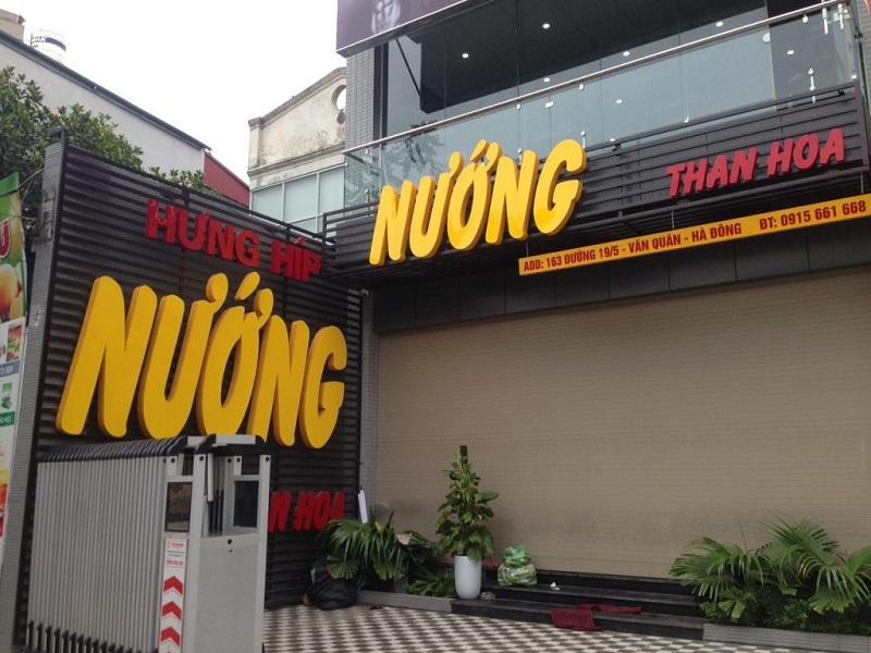 Làm bảng hiệu quảng cáo giá rẻ đường Lê Văn Lương Quận 7 Nhà Bè