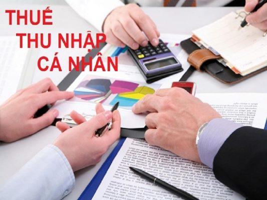 Hướng dẫn các bước cá nhân tự quyết toán thuế TNCN online